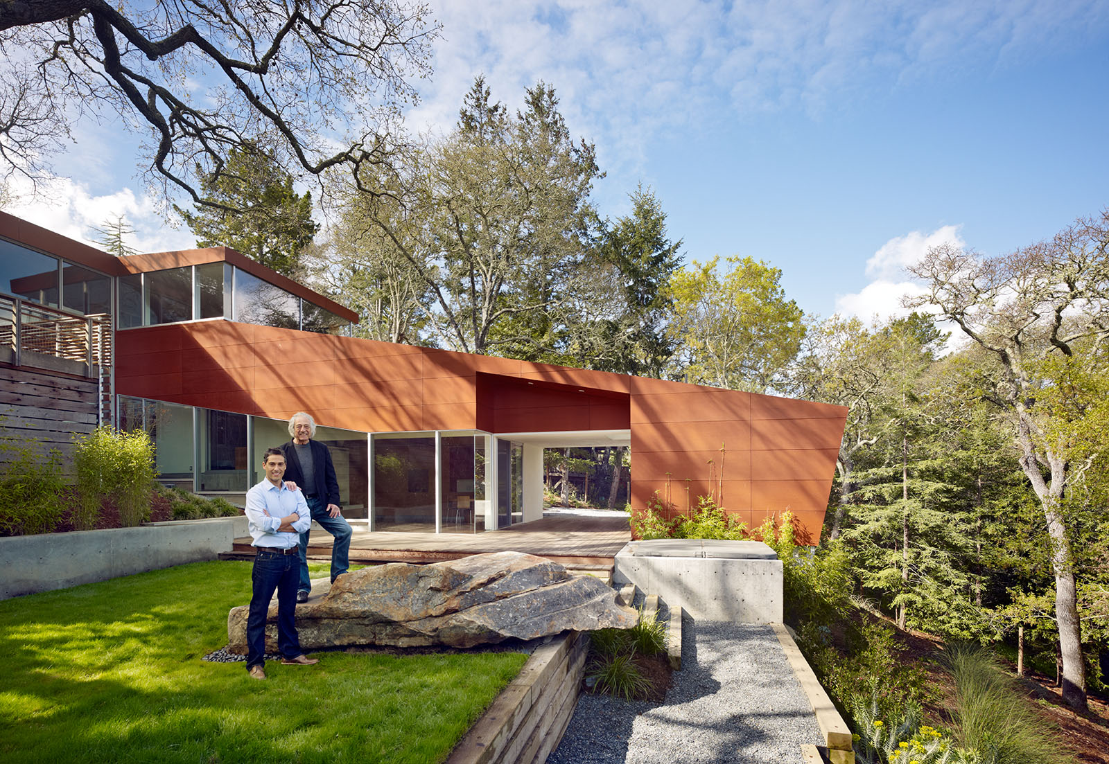 Hillside House Bruce Damonte Architectural Photographer