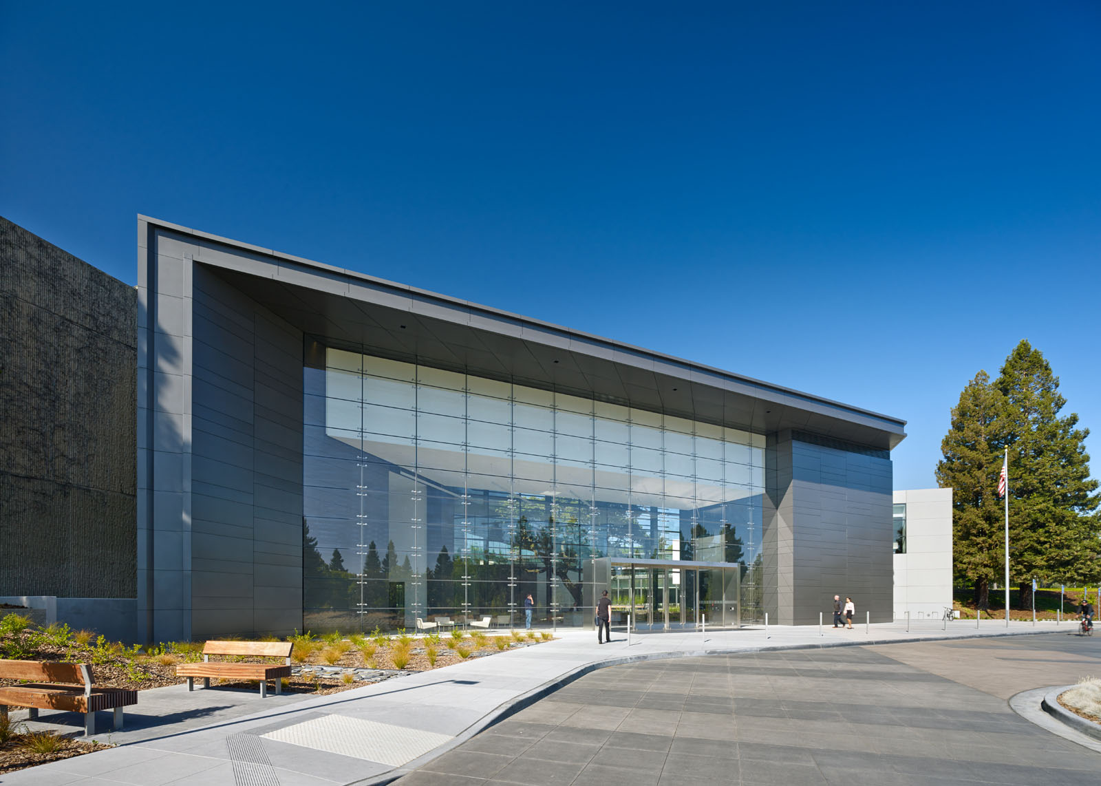 Hewlett Packard Enterprise Executive Briefing Center In